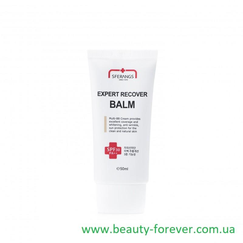 Матирующий ВВ крем с солнцезащитным эффектом Expert Recover Balm