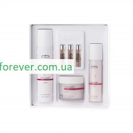 Набор косметических средств для восстановления синтеза коллагена Collagen Recharging Set