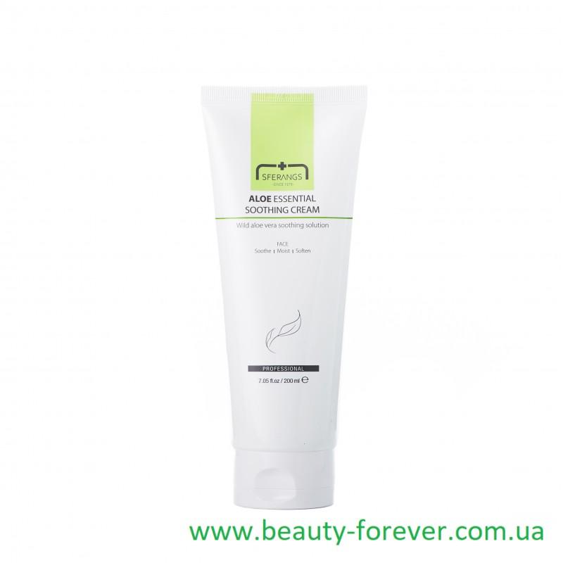 Крем с алоэ PRO Aloe Essential Soothing Cream