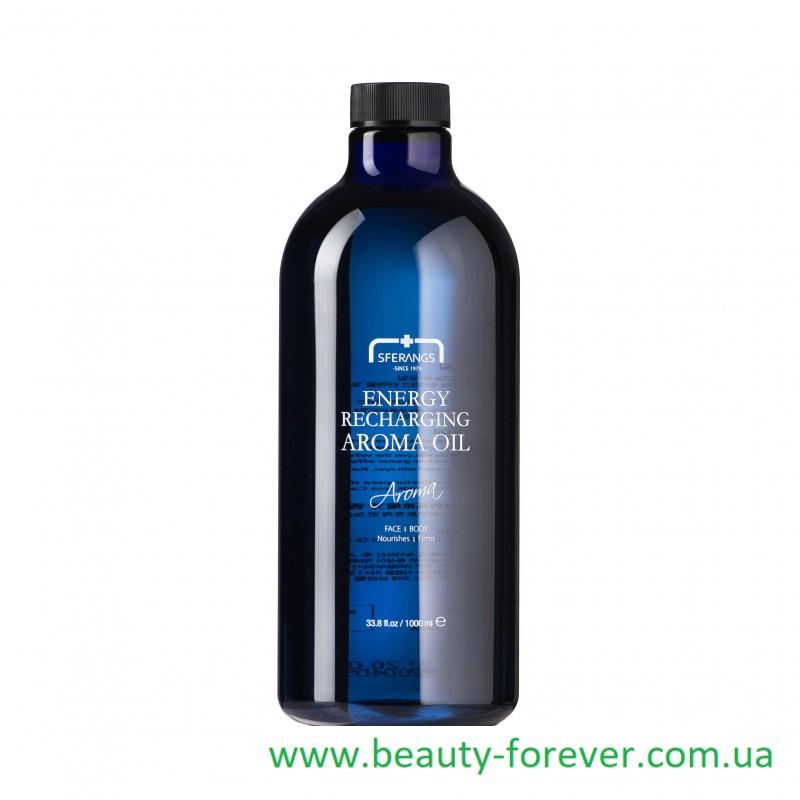 Восстанавливающее массажное масло Energy Recharging Aroma Oil