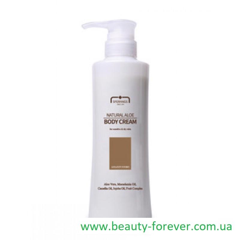 Очищающее молочко с алоэ Natural Aloe Body Cream 500ml